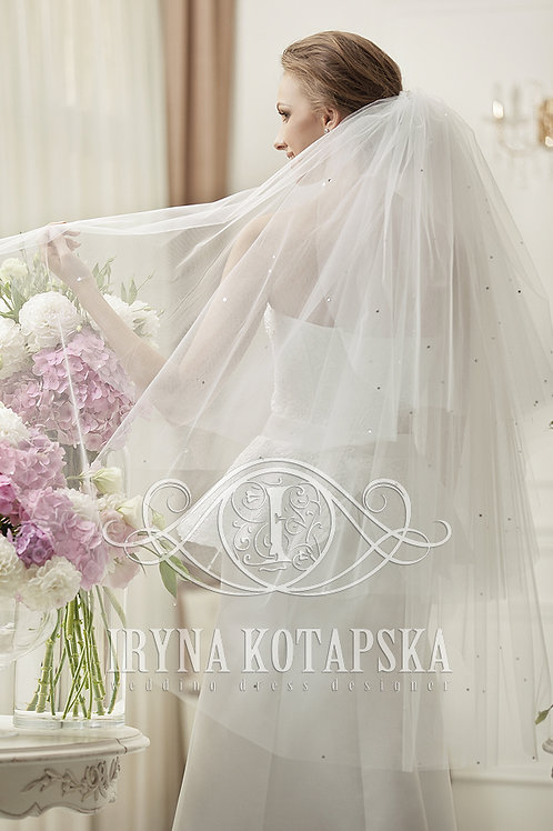 Menyasszonyi fátyol - V-1010