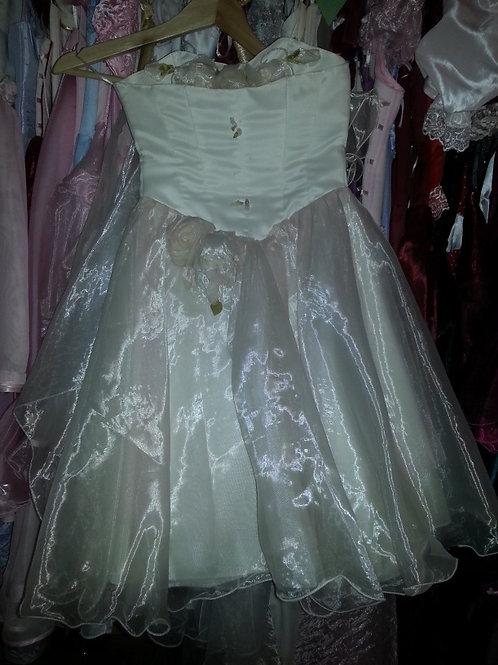 Kislány koszorúslány ruha