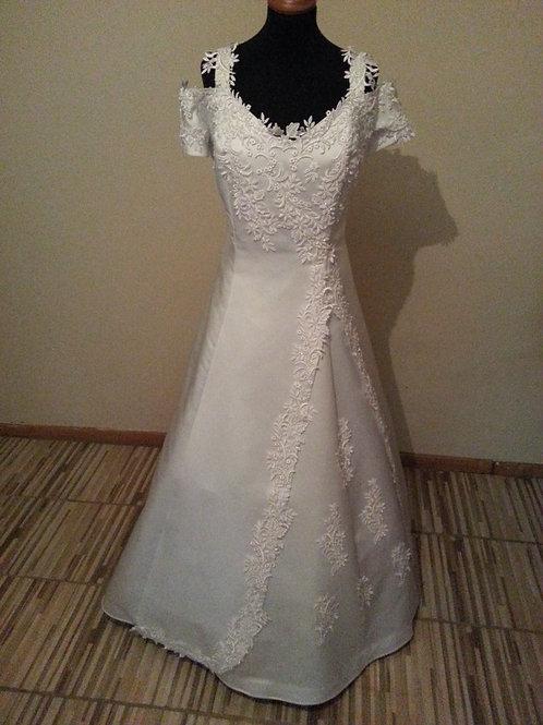Elza esküvői ruha