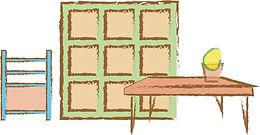 家具什器のデザイン・製作