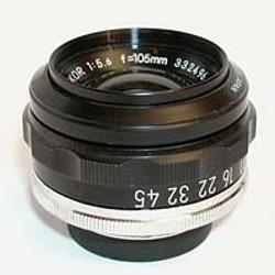 EL-Nikkor 105/5.6