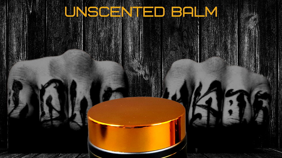 Bare Knuckles Beard Balm