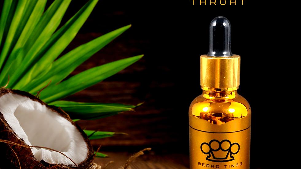 Caribbean Cut Throat Beard Oil