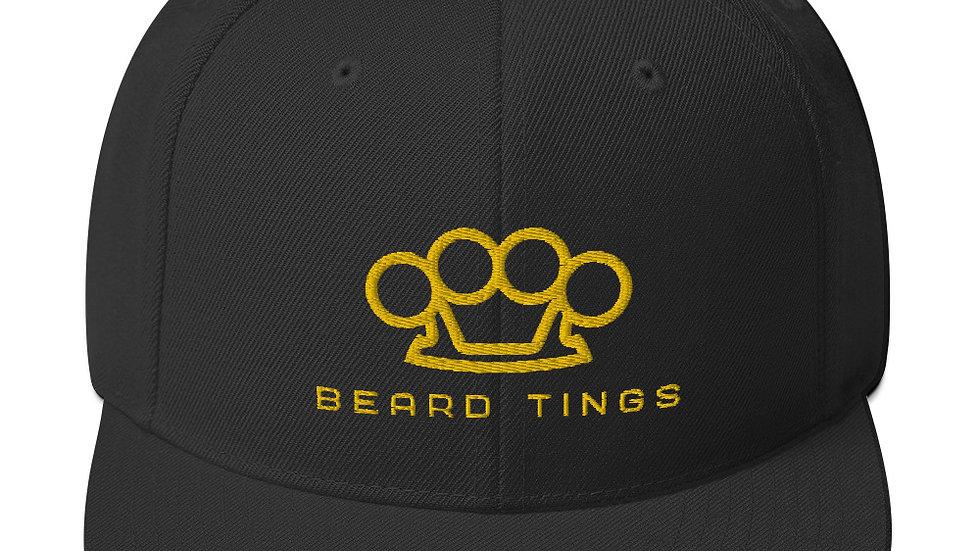 Beard Tings Snapback