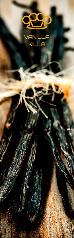 Vanilla Killa Beard Scent