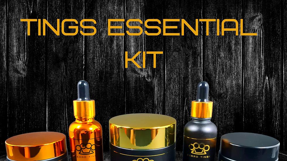 Beard Tings Essential Kit