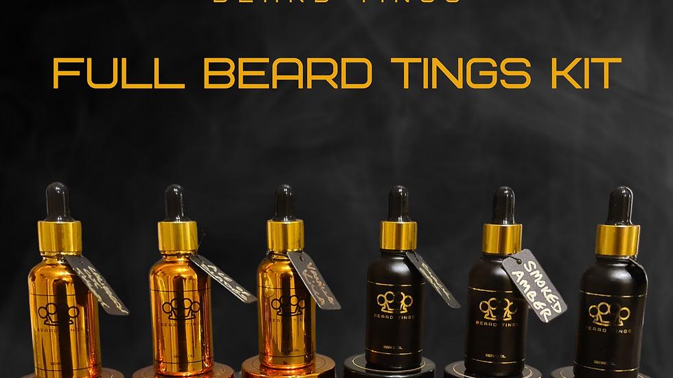Full Beard Tings Kit