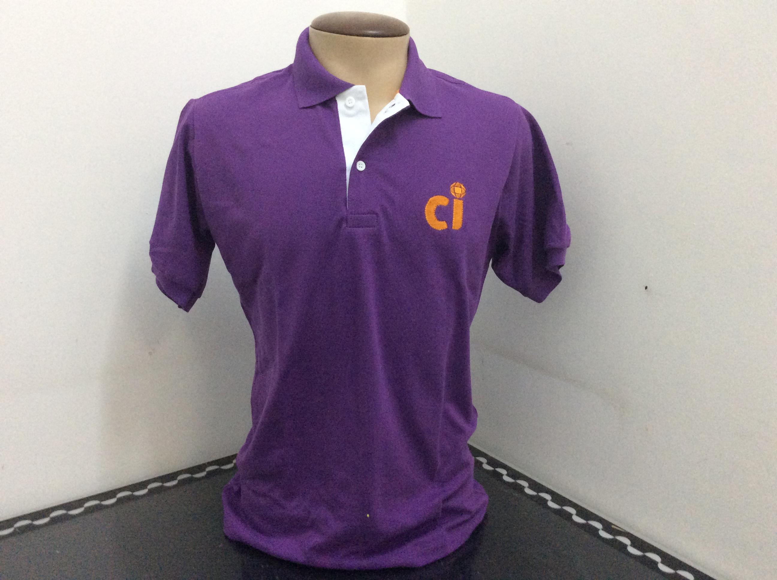 Camisa gola polo piquet PA