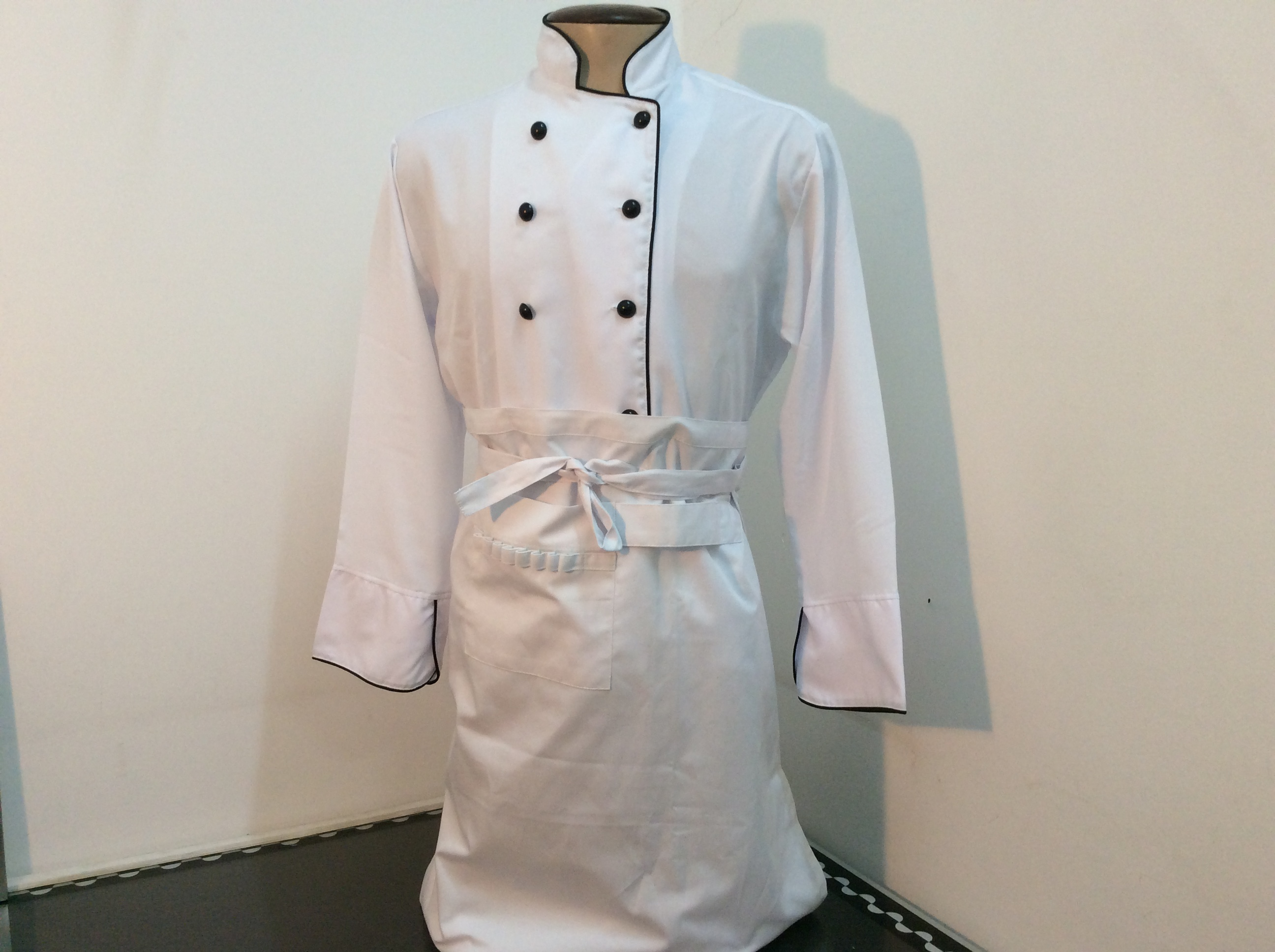 Avental Chef branco