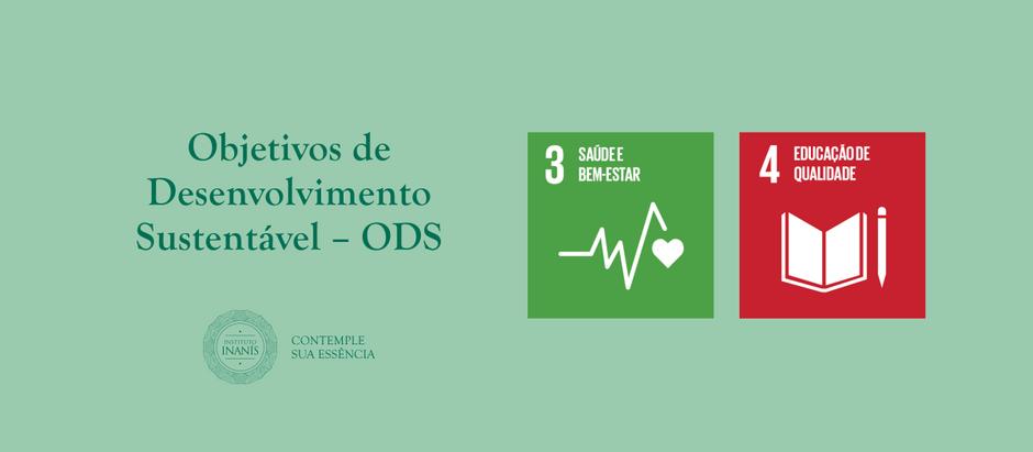 Objetivos de Desenvolvimento Sustentável – ODS