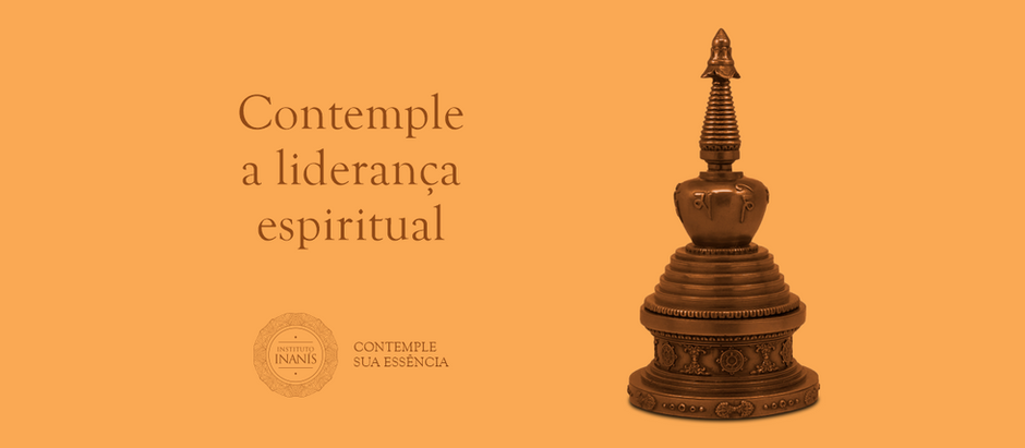 Contemple a liderança espiritual