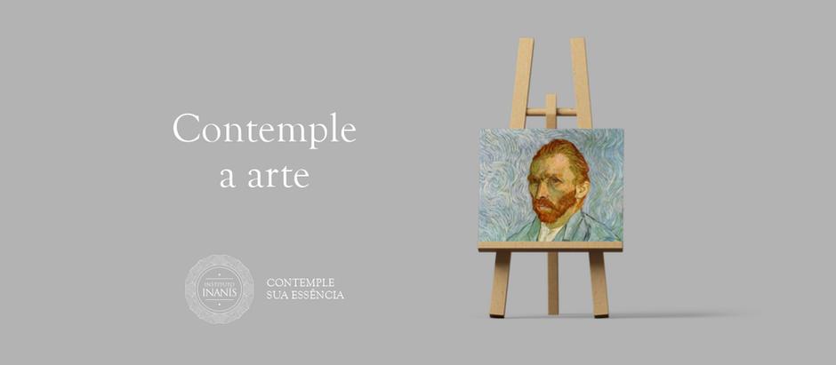 Contemple a arte