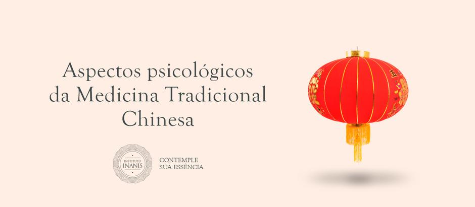 Aspectos psicológicos da Medicina Tradicional Chinesa