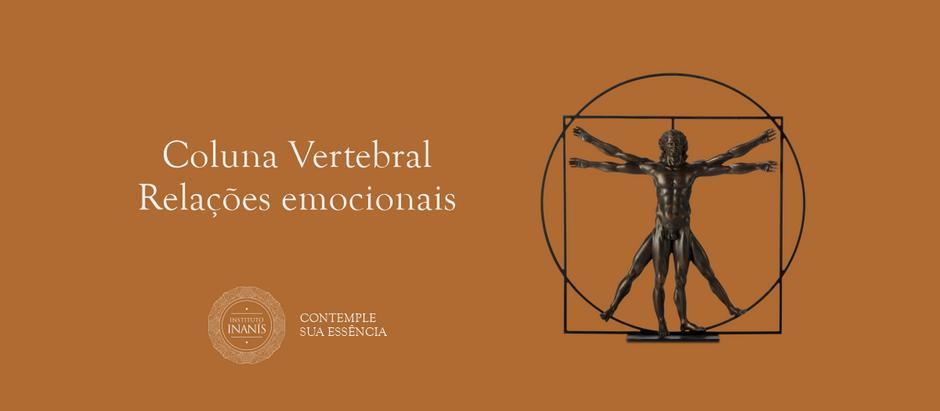 Coluna Vertebral - Relações emocionais