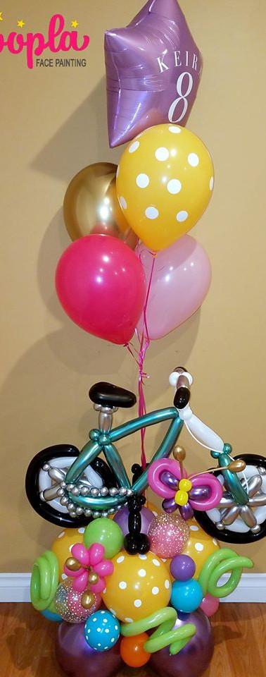 Bike Birthday Present