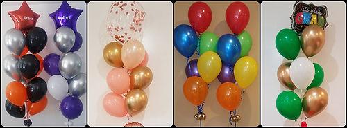 Stacked helium
