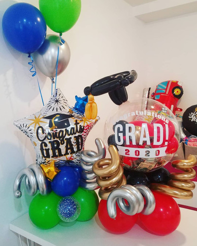 Cash Stuffed balloon gifts