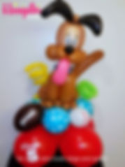 Seatle birthday party balloon