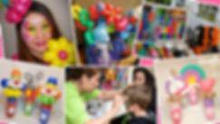 Seattle Face Painter / Balloon Twister