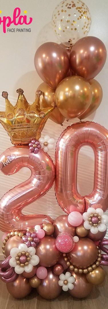 2 digits crown