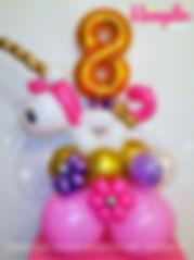 Seattle Birthday party Balloons Unicon