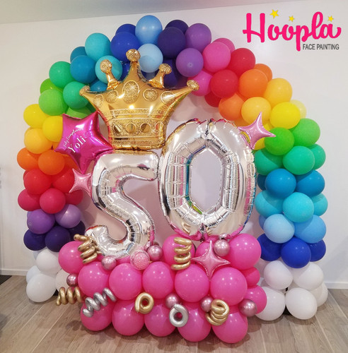 50 years old birthday