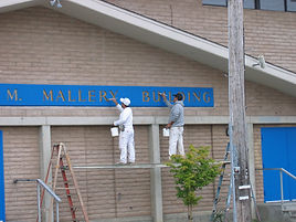 JJM Painting and Waterproofing: Commercial, Industrial, Residential. Boys and Girls Club