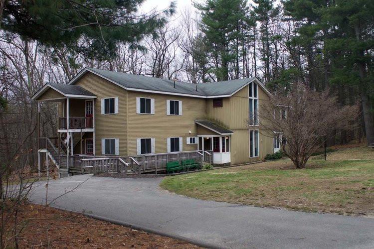 Blanchard Hall Dormitory