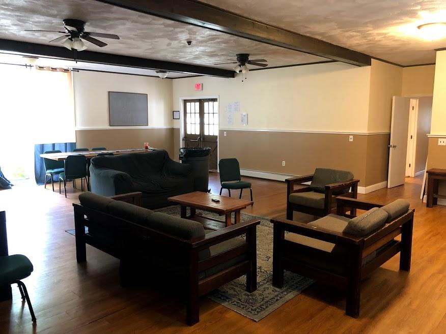 Blanchard Common Room