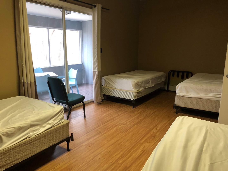 Blanchard Dorm Room