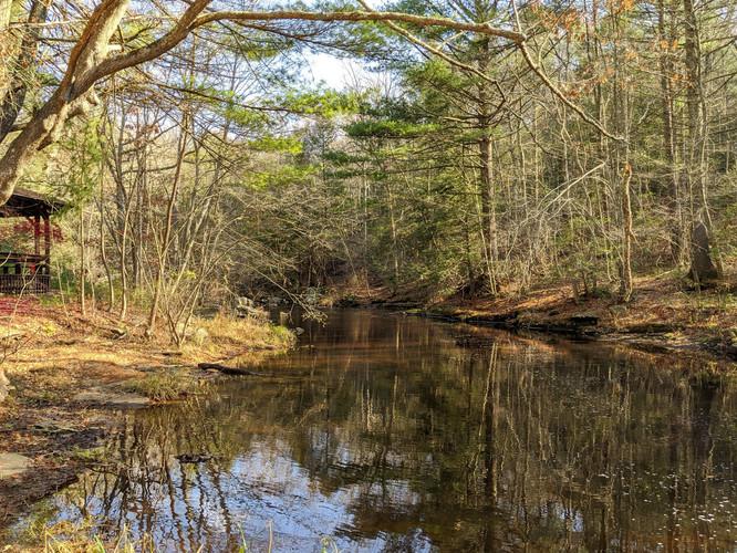 Skunkamaug River