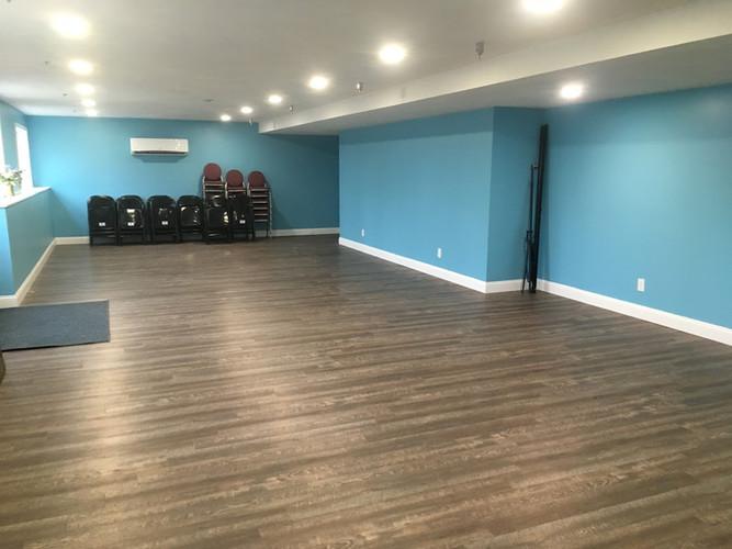 Large Meeting Space Below Rooms