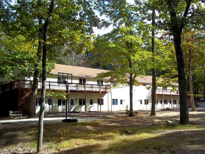 Dormitory and Activity Space