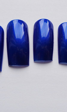 Blue moon wide fit false nails in 5 styles