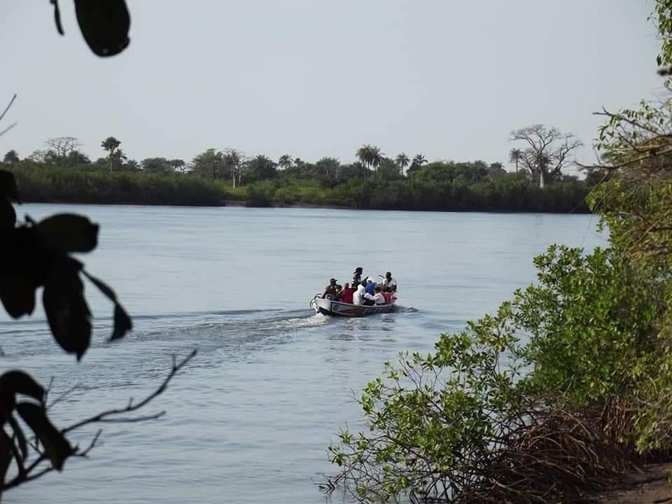 Sur les eaux de la Casamance