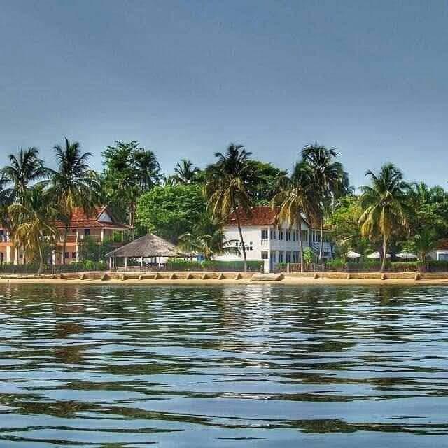 Ile de Carabane, premier comptoir colonial français en Casamance