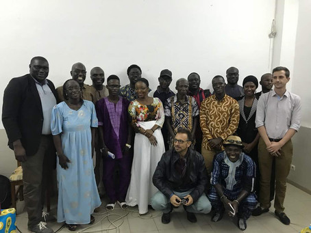 Atelier méthodologique du programme APN-Casamance conflict