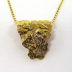 Härnösandssmycket i guld