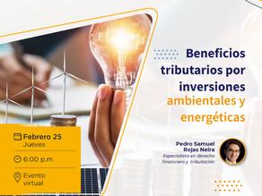 Evento Virtual - Pedro Samuel Rojas.