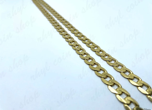 18ct Gold Chain Necklace