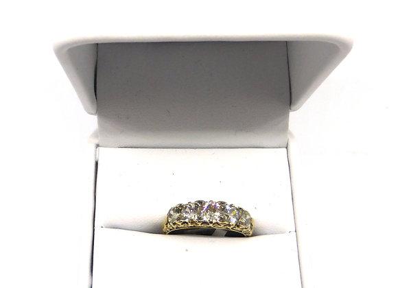 APPROX. 1.5CT DIAMOND RING