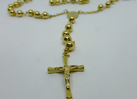 9CT GOLD ROSARY
