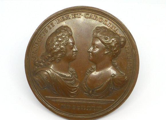 1732 GEORGE II