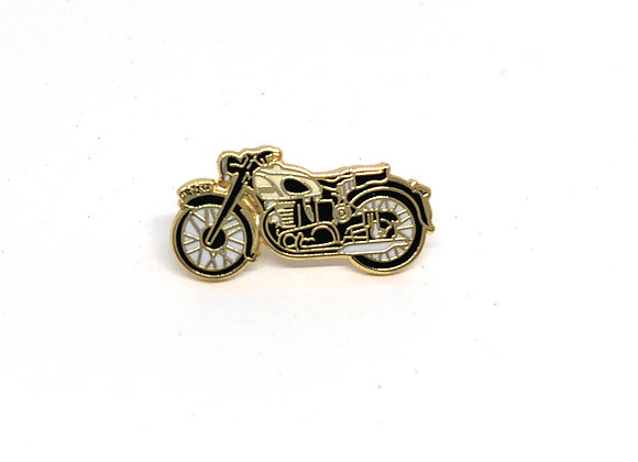 MOTORBIKE BADGE