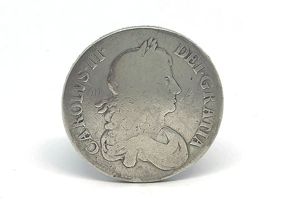 1677 CHARLES II CROWN