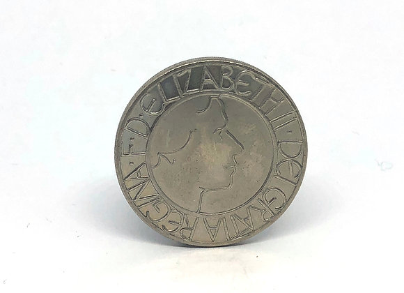 2003 FIVE POUNDS COIN