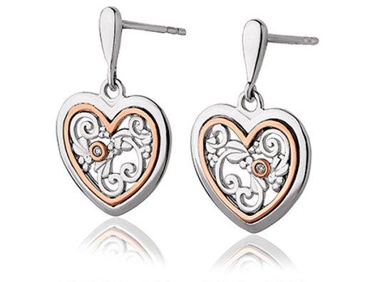 Tree of Life® One Diamond Earrings