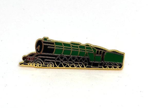 TRAIN BADGE