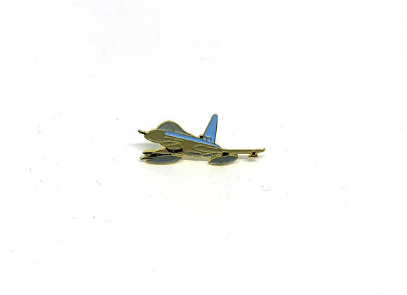 EURO FIGHTER AIRPLANE BADGE