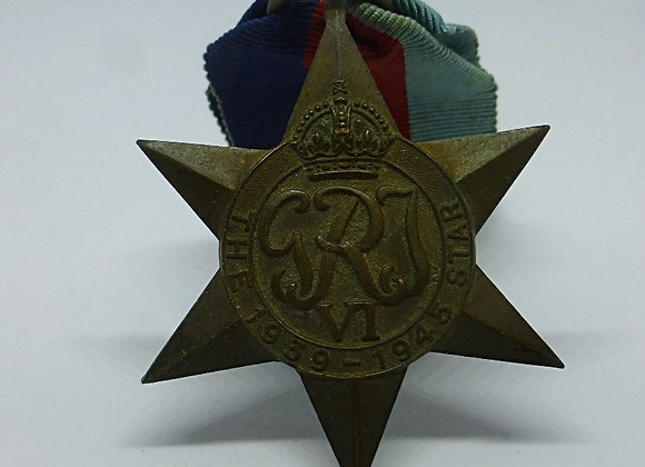 1939 - 1945 STAR